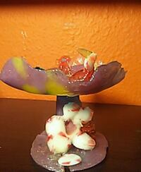Candy creations-  bird bath Monticello, 52310