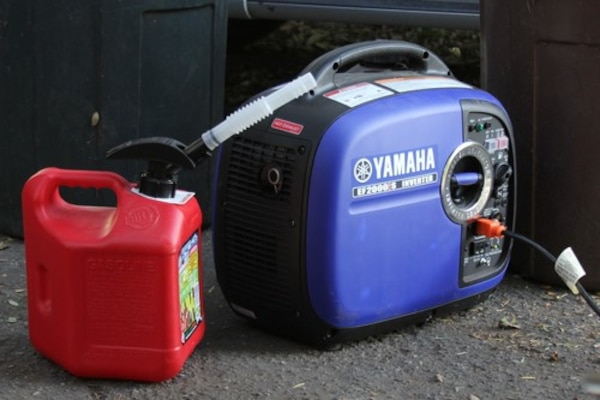 Yamaha EF 2000 is inverter generator