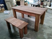 5ft Farmhouse Table Rome, 30161