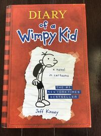 Diary of a wimpy kid book 1 Vaughan, L4H 0Z9