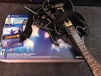 PS4 Guitar Hero + 2 Gitar (Kutulu) Ümraniye, 34774