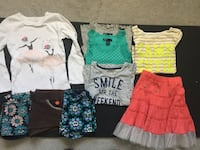 Size 5/6 girl summer clothing  Innisfil, L9S