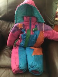 Girl's Winter Snowsuit With Hood Wauwatosa, 53213