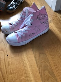 par rosa high-top sneakers Eskilstuna, 632 25
