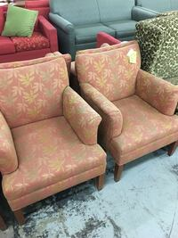 Red Leaf Arm Chair 296 mi