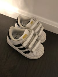 Toddler size 4 adidas