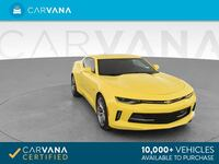 2018 Chevrolet Camaro LT Coupe 2D Brentwood