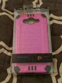 pink and black iPhone case Lithia Springs, 30122