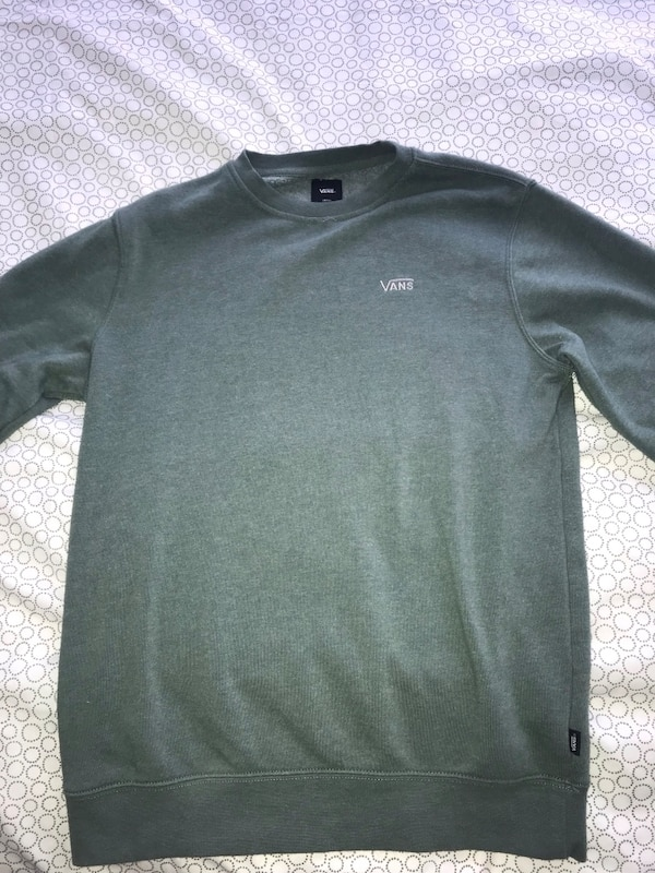 0979b7a8866ece Used Vans Crewneck for sale in Raleigh - letgo
