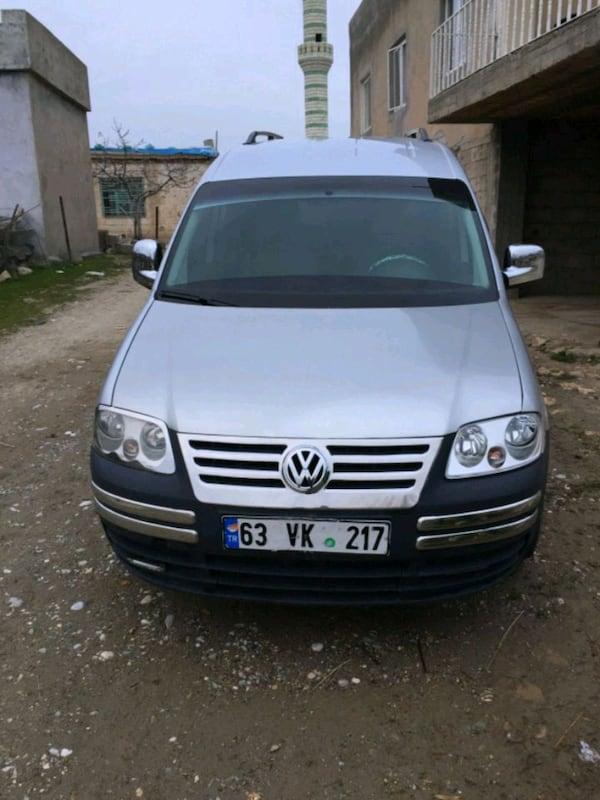 Volkswagen - Caddy - 2008 0
