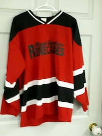 red and black striped sweater Edmonton, T5L 0S3