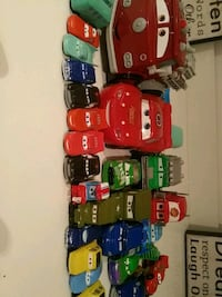 Cars.  assorted-color car toy lot Toronto, M4M 2N3