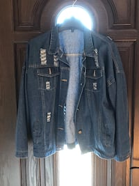 Oversized denim jacket(girls) New York, 11365