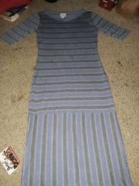 gray and white striped textile Kaukauna, 54130