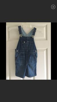 Boys gap overall size 5 Rockville