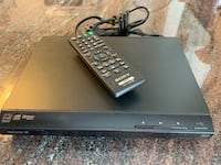 Sony DVD Player Rockville, 20854