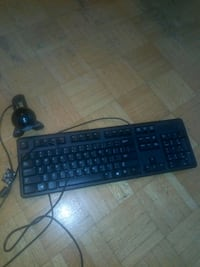Keyboard and webcam Mississauga, L4X 1S4