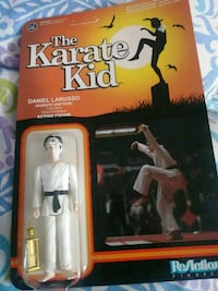 The karate kid Daniel larusso action figure Toronto, M3N 2B9