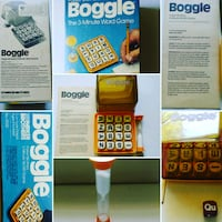 Classic Boggle Game