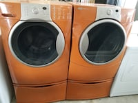 Front load washer and dryer  Hawthorne, 32640