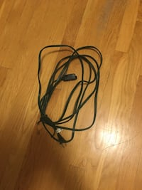 12 foot indoor Christmas light extension cord