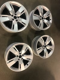 2018 Audi Q5 wheels  Germantown, 20876