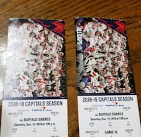 Capital Season tickets  McLean, 22101
