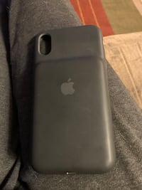iPhone XR charging case