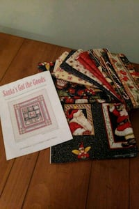 Christmas quilt kit Adamstown, 21710