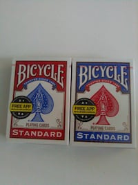 sealed playing cards