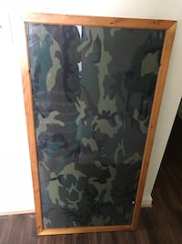 black and gray floral print board Fort Belvoir, 22309