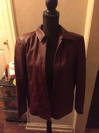 Women's Clio Leather Jacket  Silver Spring, 20906