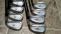 Macgregor Tourney MT Forged feeI irons set 3-pw RA Greenwood, 46142