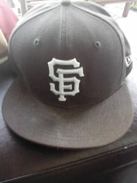 gray and white New Era San Francisco Giants fitted San Jose, 95127
