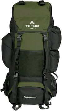 TETON Sports Explorer 4000 Internal Frame Backpack (NEW) London, N6B 3L6
