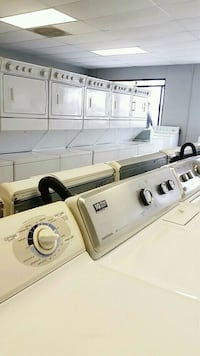 Dryer and washer sets