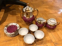 Tea set china Montréal, H4M 2X3