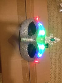 Led Halloween mask costume  Livermore, 94551