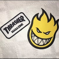 Sk8 patches  Germantown