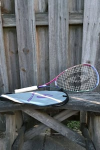 HARROW JUINOR SQUASH RACQUET PURPLE/PINK REALLY CO Glen Burnie, 21061