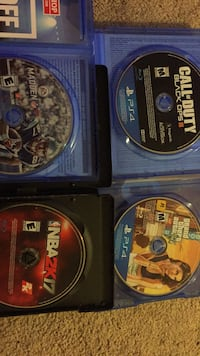 ps4 games Rockville