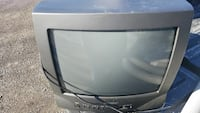 black CRT TV Middletown