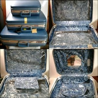 Vintage hard shell luggage Edmonton, T5L 4A5