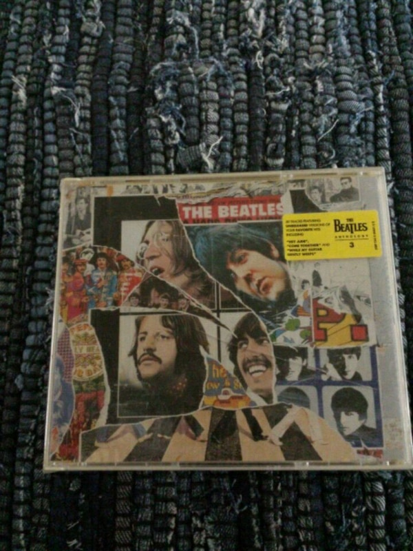 The Beatles anthology 1 and 3 cds
