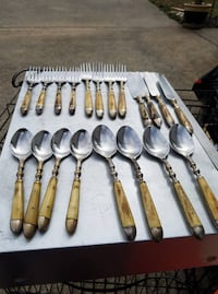 Vintage Antique Silverware