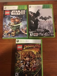 Xbox 360 games  Worcester, 01607