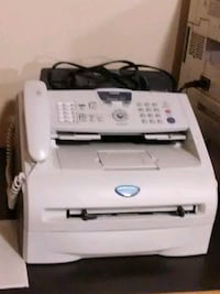 Brother intellifax 2820 all in 1 laser printer Rosamond, 93560