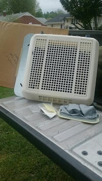 Inside air conditioner cover
