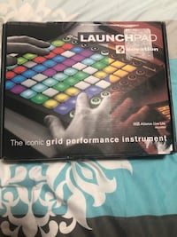 Launch Pad by novation Brantford, N3V