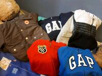 toddler's assorted clothes Calgary, T2C